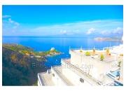 SNA 158, Appartamento su 2 livelli con ampio terrazzo e bellissima vista panoramica nel centro di San Nicola Arcella