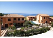 BEL V 045, Newly-built villas by the sea in Belvedere Marittimo