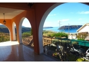 PRA V 047, Villa with garden and stunning sea views in Praia a Mare
