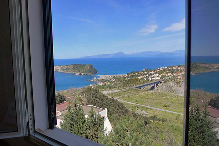 Apartments in Calabria with different layouts and gorgeous panoramic views