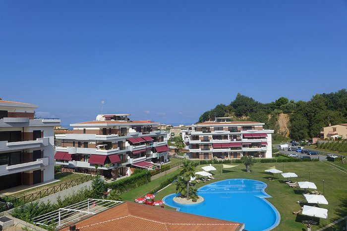 Apartments in Italy, on the sunny coast of the Tyrrhenian Sea
