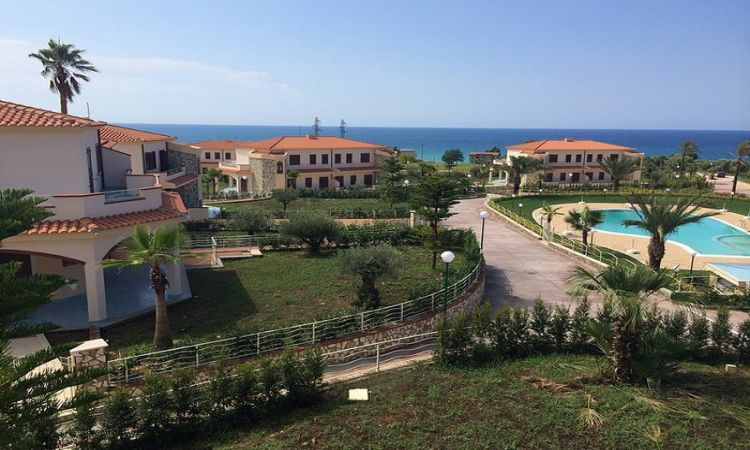 Villa in the south of Europe, in Belvedere MarIttimo (Calabria, Italy)
