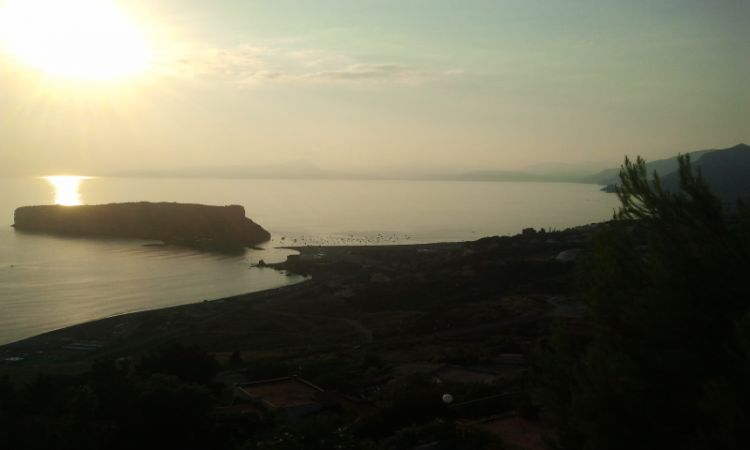 Real estate by the sea in Calabria- villas and townhouses